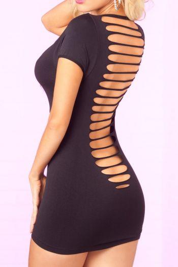 Σέξυ φόρεμα PINK LIPSTICK