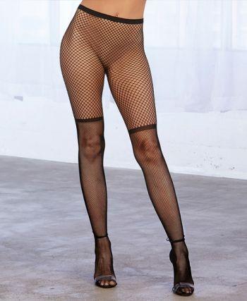 Σέξυ διχτυωτό καλσόν DREAMGIRL