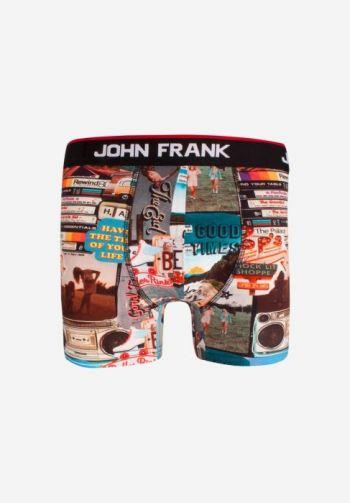 Ανδρικό μποξεράκι JOHN FRANK