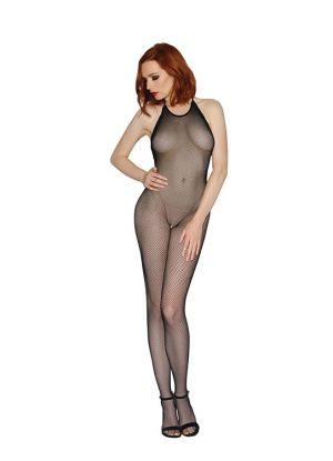 Σέξυ διχτυωτό ολόσωμο καλσόν Dreamgirl.